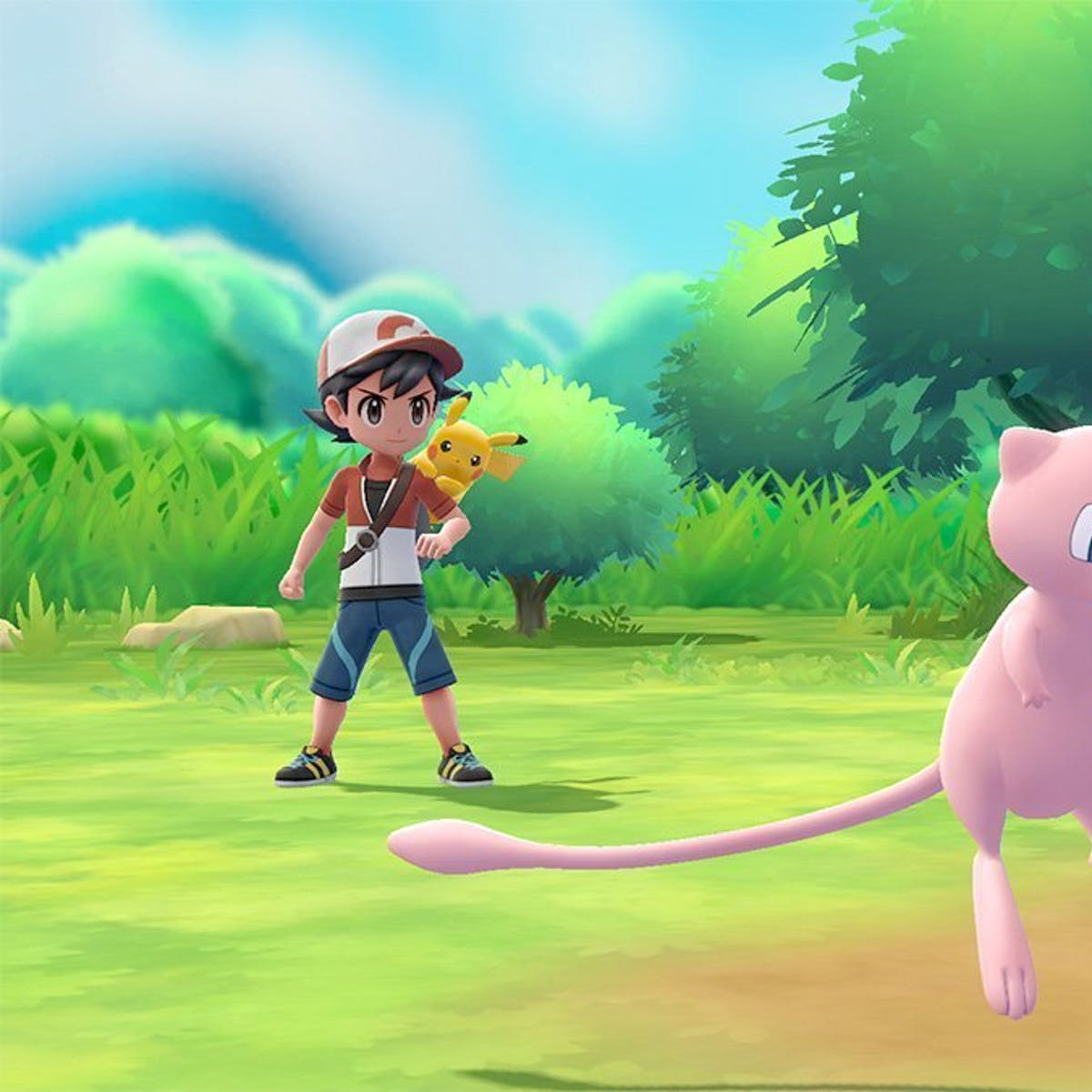 Pokémon: Let's Go, Pikachu' and 'Eevee': How to Get Mew in
