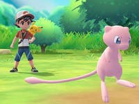 Pokemon Let's Go Mew