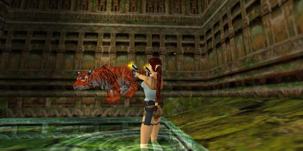 'Tomb Raider III'