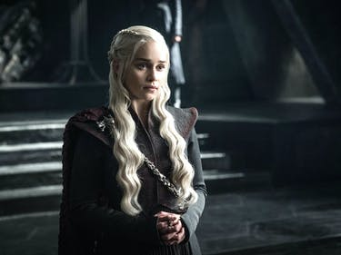 New 'Game of Thrones' Photos Show Just How Big Dany's Dragons Are