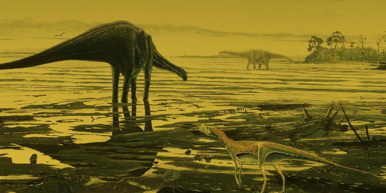 Radical Plant Hypothesis Blames Dinosaur Extinction on 'Biotic Revenge'