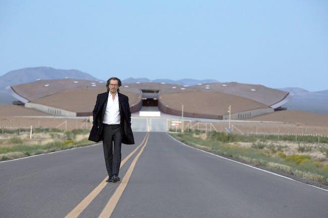 Gary Oldman 'The Space Between Us' Mars Earth