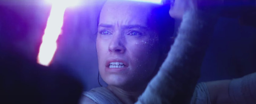 the two ways rey and kylo ren u0026 39 s lightsaber duel was almost