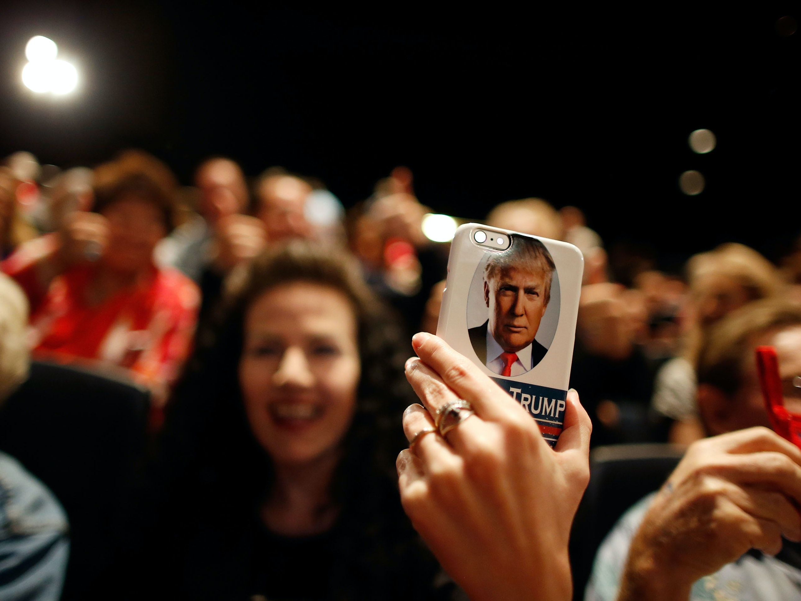 Six Ways a Trump Presidency Could Change Your Smartphone