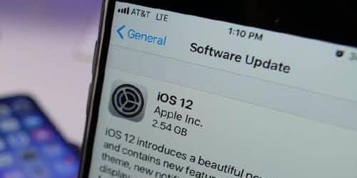 iOS 12 leak looks like a convincing fake. Here's why.
