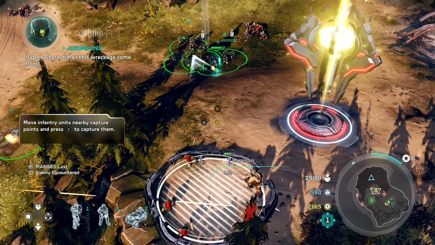 How to Get Started in 'Halo Wars 2' | Inverse