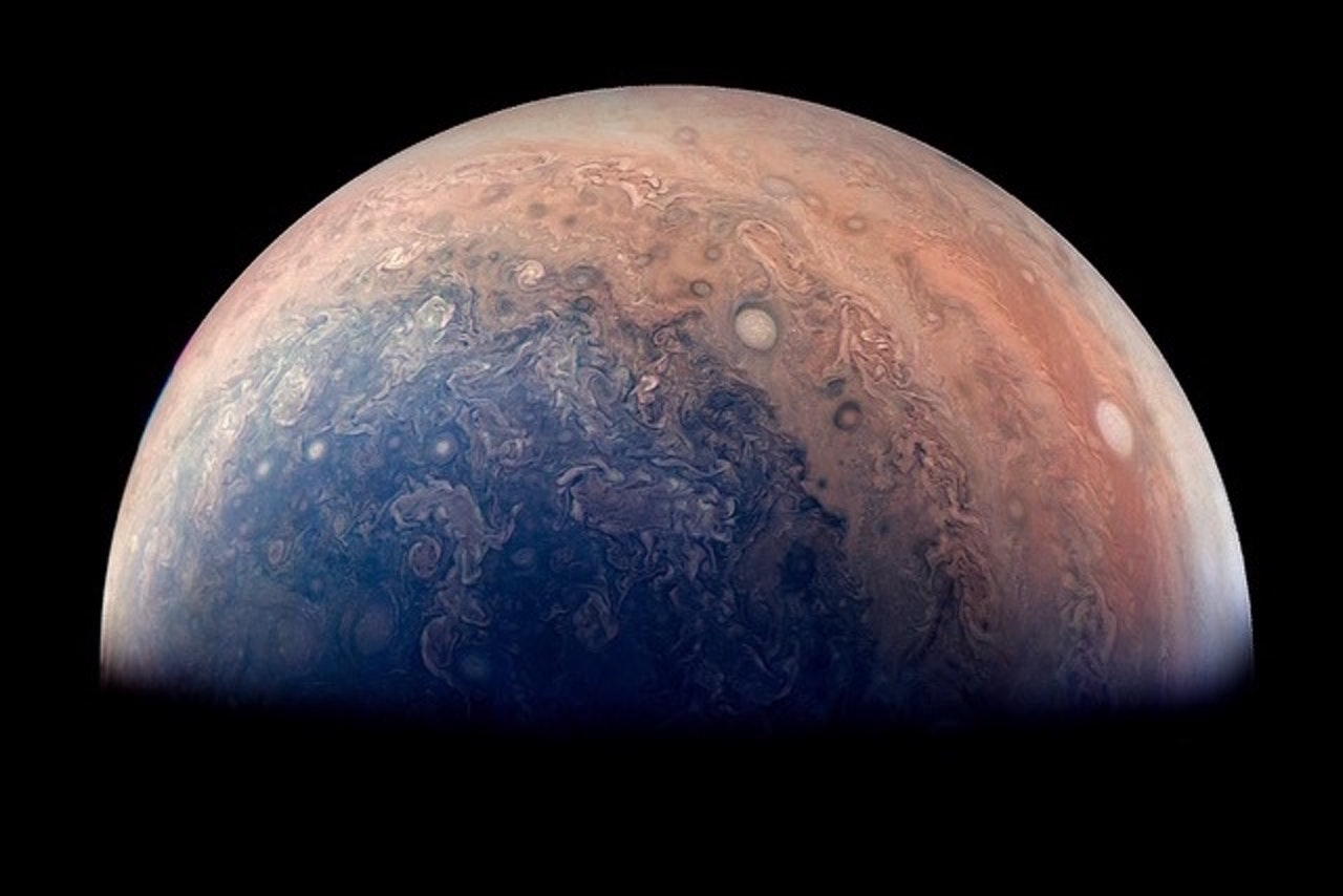 The Mystery of Jupiter's Swirling Colors Is Finally Solved, Scientists Say