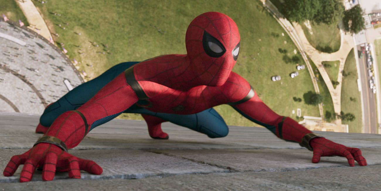 Spider-Man Homecoming Easter Eggs