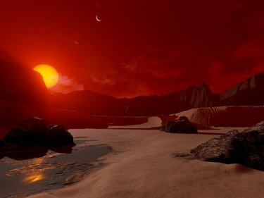 Harsh UV Rays Might Make Life on a Trappist-1 World Evolve in Some Odd Ways