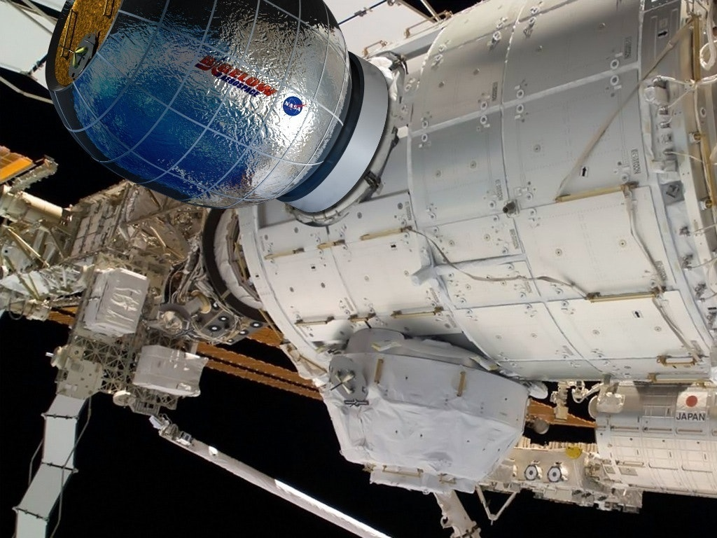NASA Announces When It Will Install Inflatable BEAM Living Module to the ISS