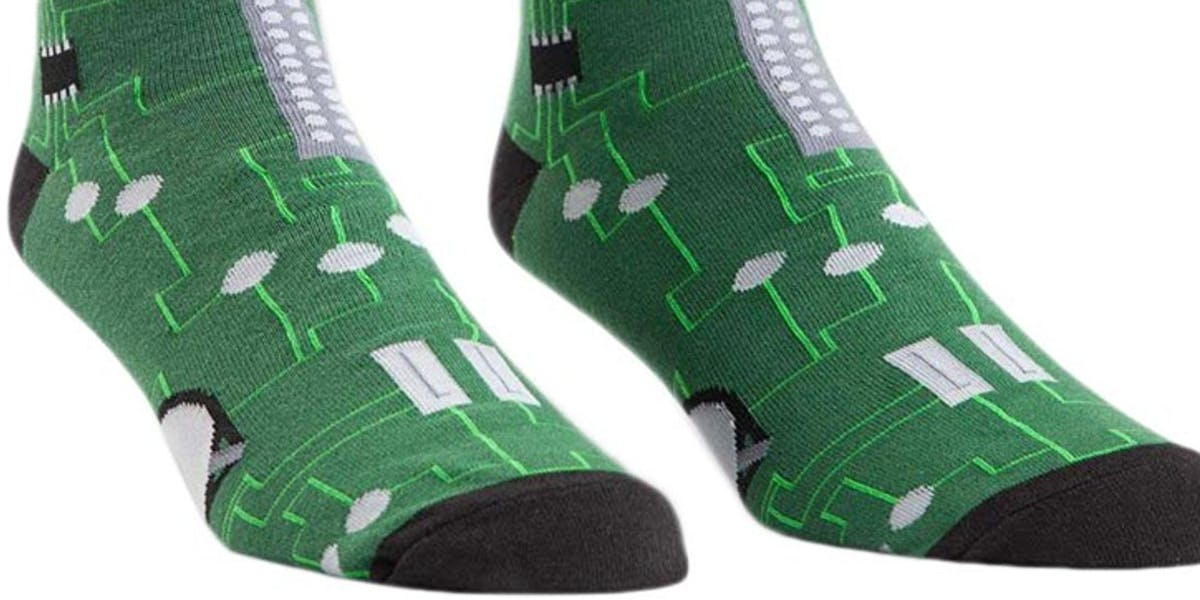 circuit board socks