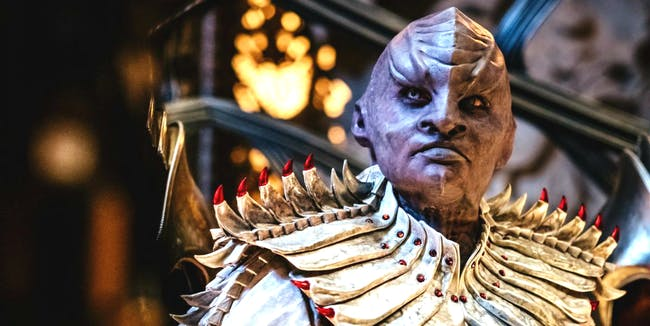 L'Rell in 'Star Trek: Discovery'