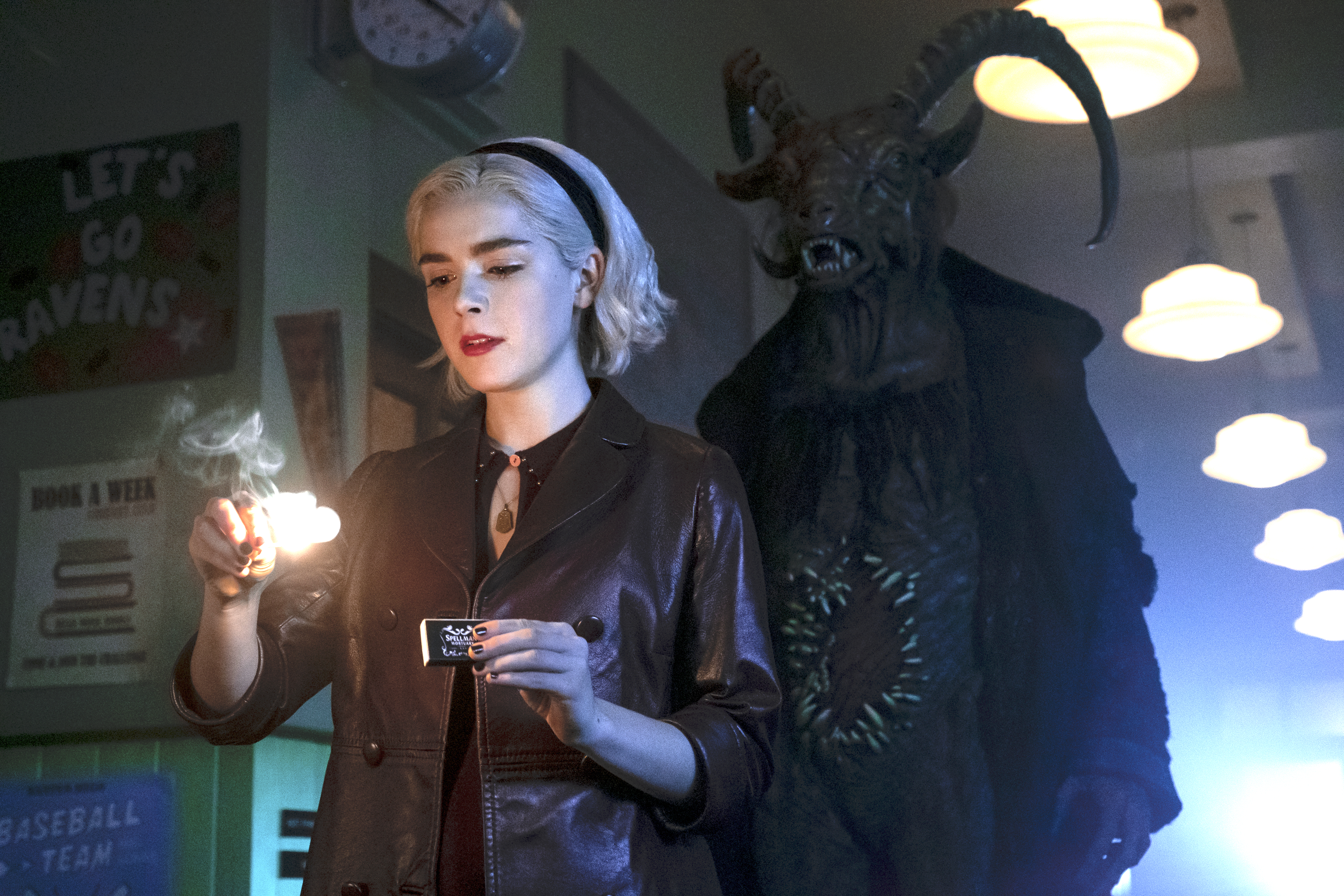 Sabrina' Season 3 Release Date, Cast, Theories, and Netflix Renewal