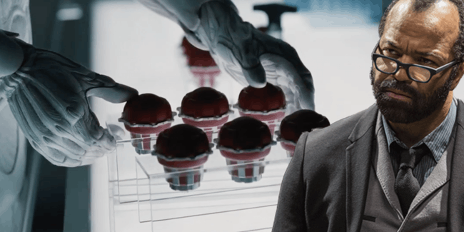 Cupcakes in 'Westworld' are going to drive everyone insane
