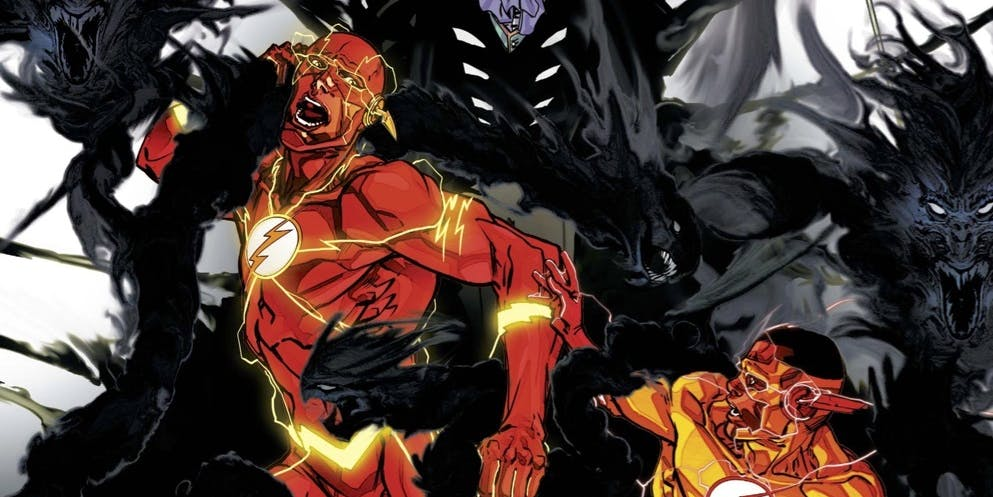 The Flash 10 Rebirth