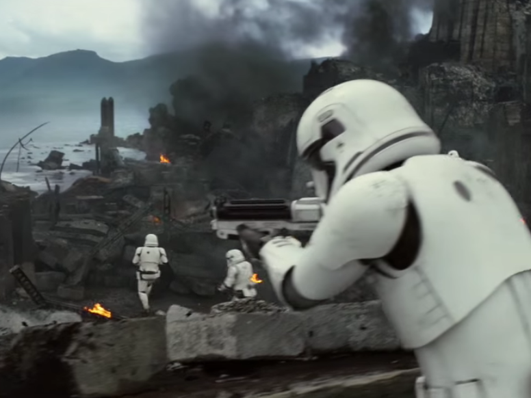 Why Netflix Will Only Stream 'Star Wars: The Force Awakens' in Canada