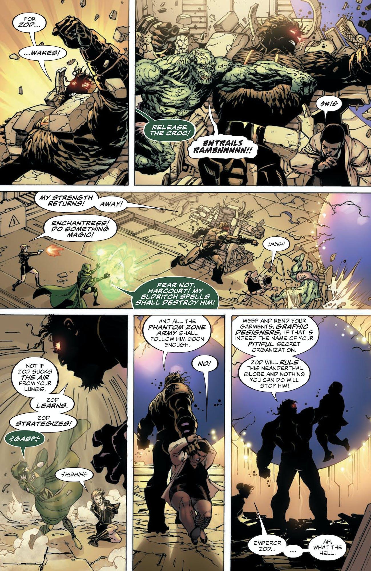 DC Zod