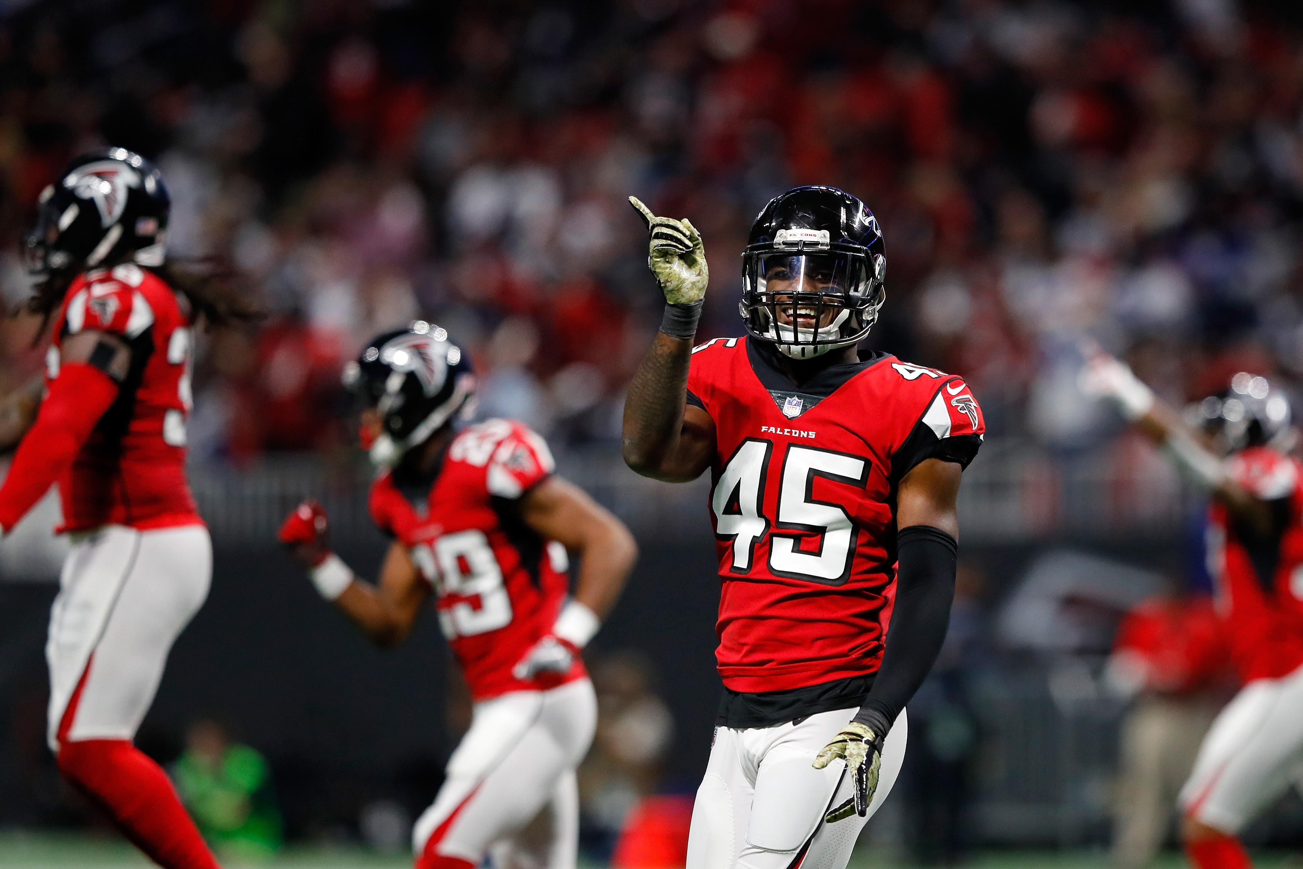Who Will Win Atlanta Falcons vs Seattle Seahawks AI Predicts