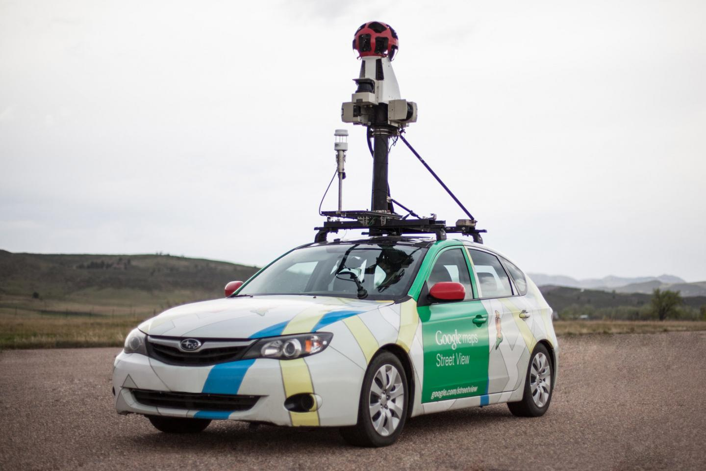 Google Street View's Cars Are Now Mapping Gas Leaks Across America