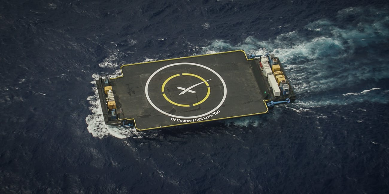 Spacex Is About To Tackle One Of Its Biggest Recovery Challenges Yet