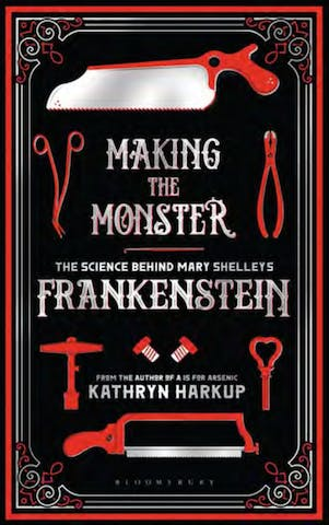 """Making the Monster"" Frankenstein"