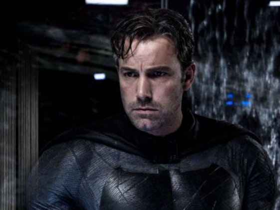 The Movie Will Be Called 'The Batman,' Says The Ben Affleck