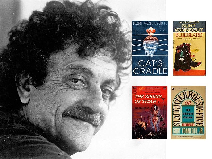 Kurt Vonnegut's Novels Are Like Their Own Cinematic Universe