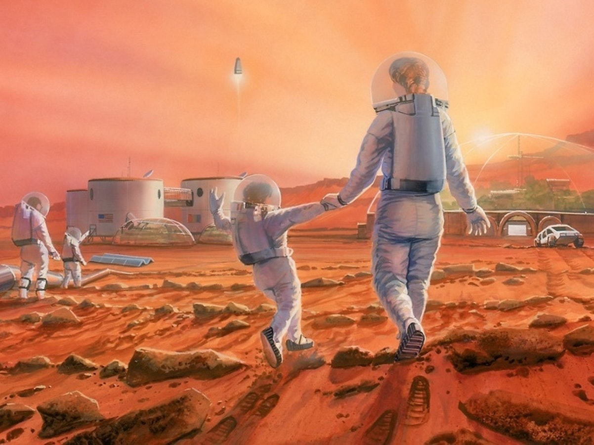 Martian Politics Are a Mess and We Haven't Even Arrived