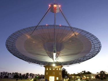 parkes radio telescope australia csiro