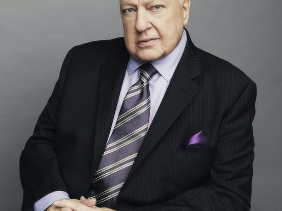 Roger Ailes Explains Why He Wasn't a Democrat in This 2010 Interview