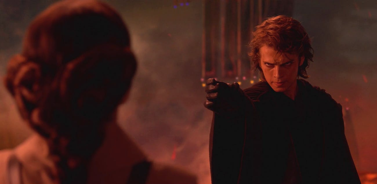 Anakin Skywalker Probably Wasn't Really in Love With Padmé in 'Star