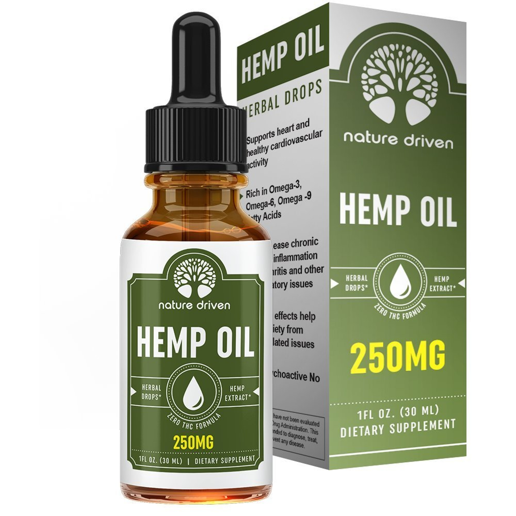 10 Hemp Oil Products On Amazon For Curious First-Time