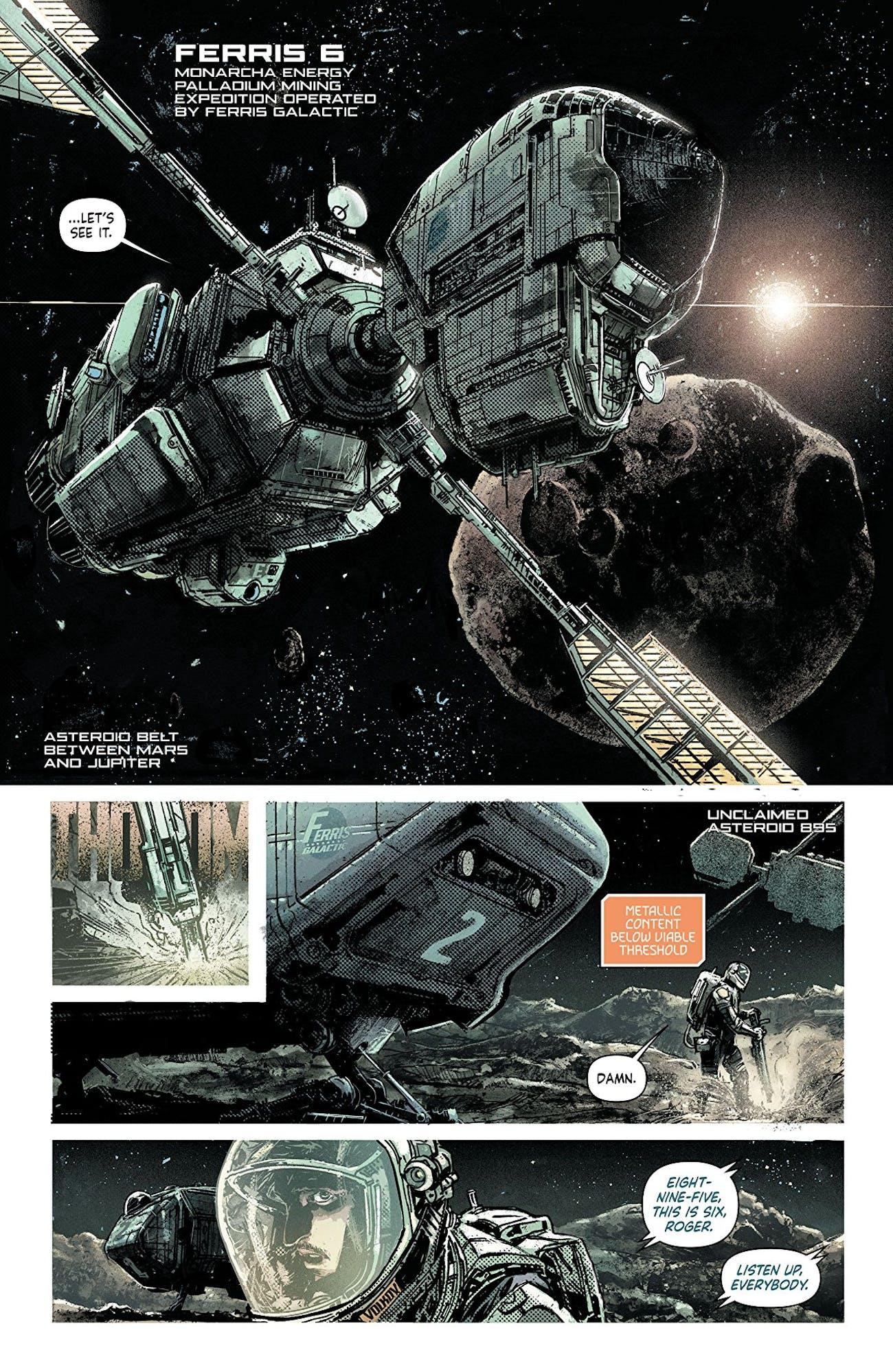 Green Lantern Earth One
