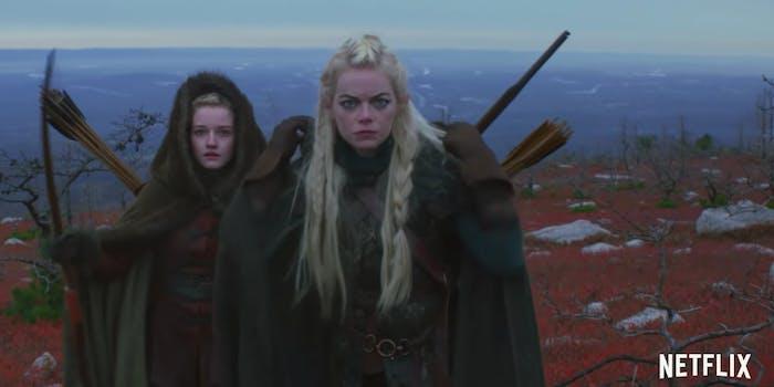 netflix maniac 2018 trailer