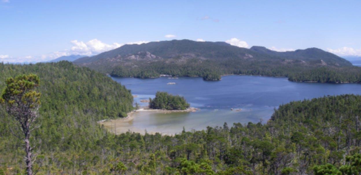 Calvert Island, British Columbia