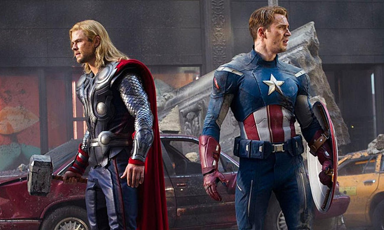Supposedly, Thor and Cap will fight Thanos directly in 'Avengers 4'.