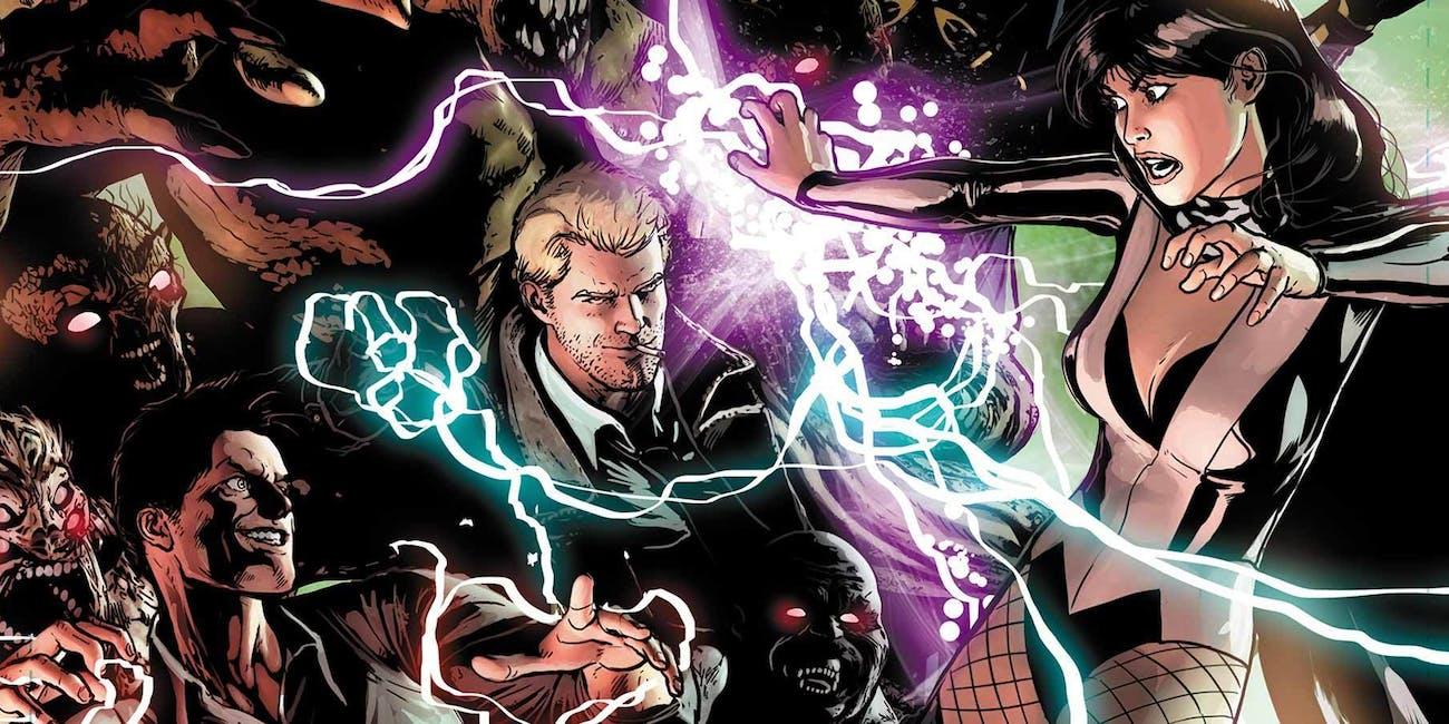 Justice League Dark Doug Liman