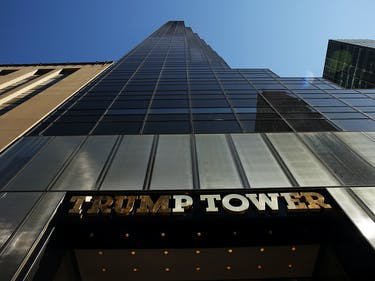 Here's the Guest List for Today's Trump Tower Tech Meeting