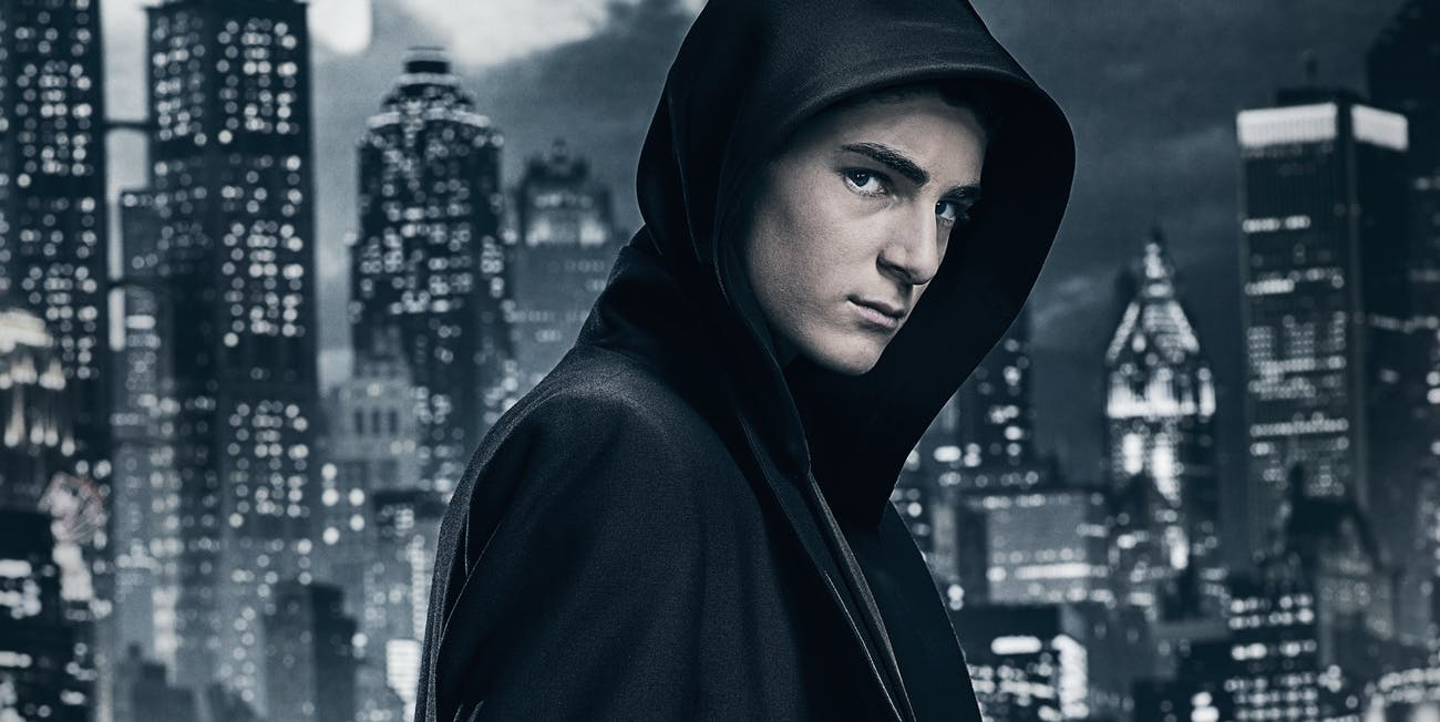 Gotham Fox David Mazouz