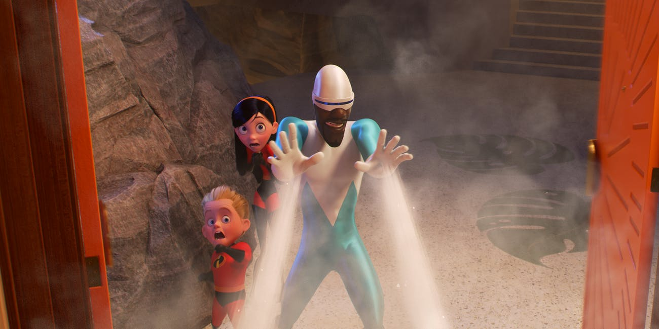 Incredibles 2 Frozone