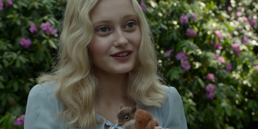 Miss Peregrine's Home for Peculiar Children Time-Loop Squirrel Emma