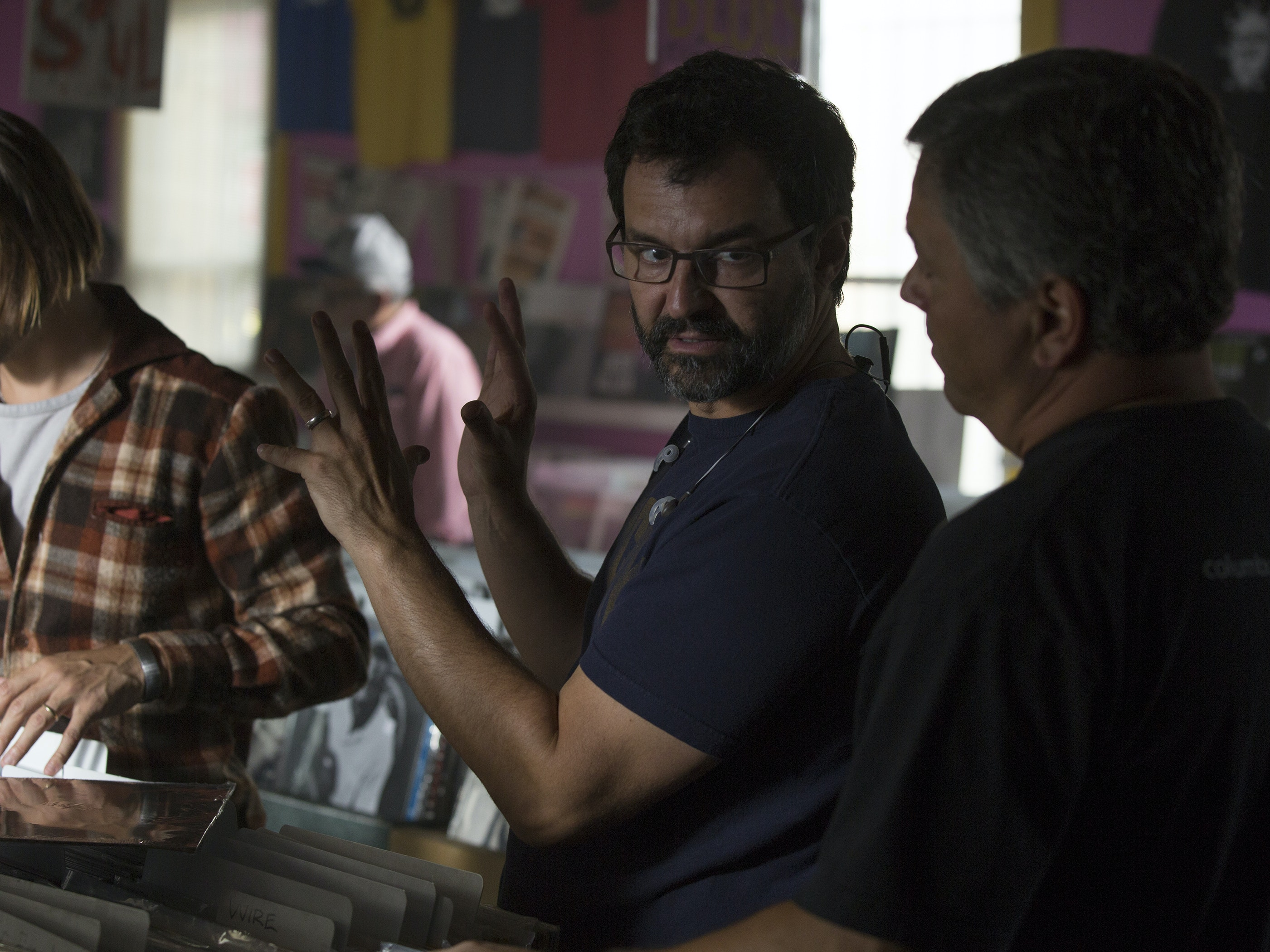 Award-Winning Director Greg Yaitanes talks his New Show 'Quarry'