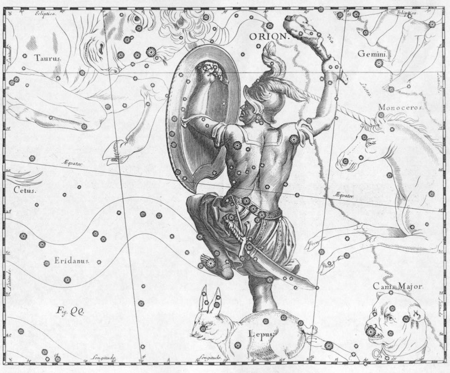 Orion: the original fuckboi
