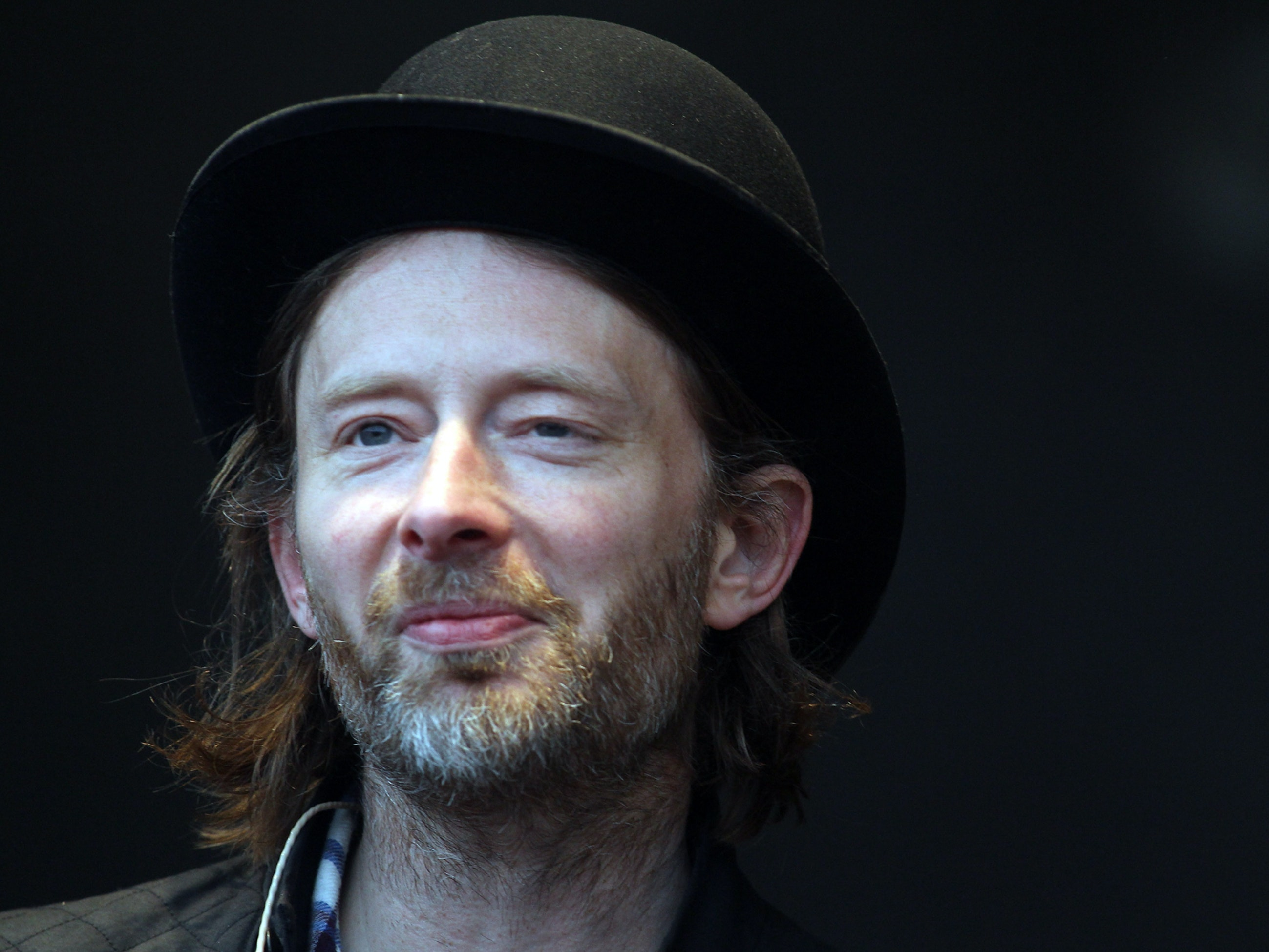 With Radiohead's 'A Moon Shaped Pool,' Thom Yorke is the James Joyce of Pop Music