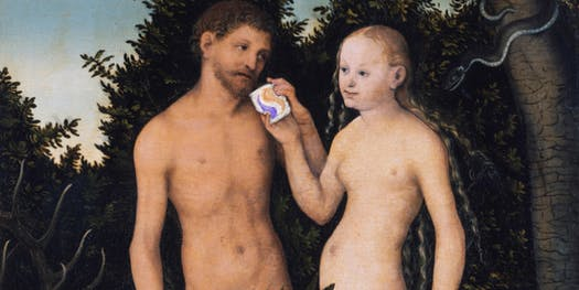 Adam and eve, tide pods, memes