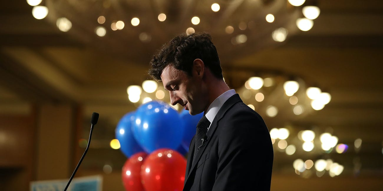 Jon Ossoff Special Election Georgia District