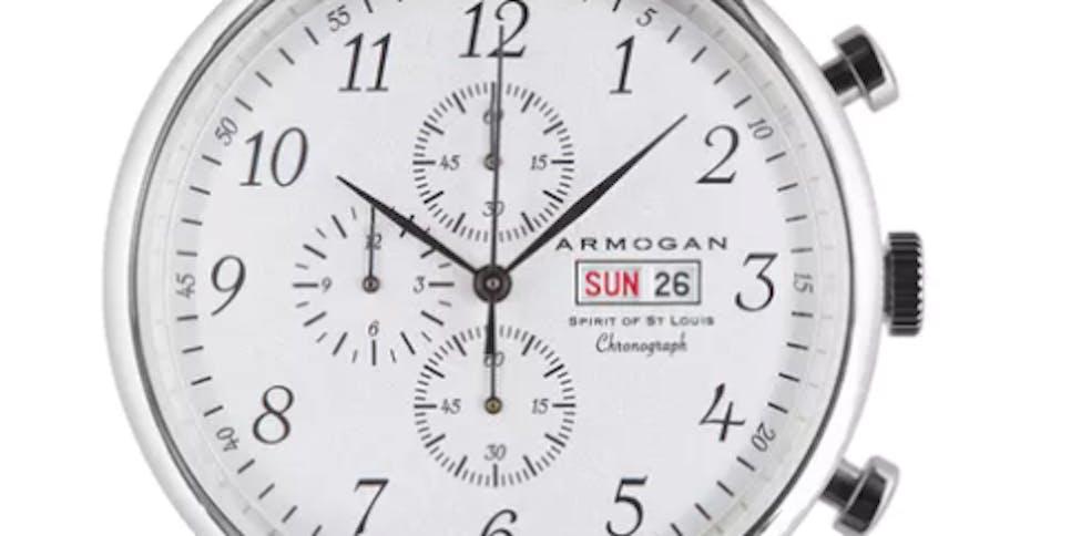Armogan St. Louis Chronograph