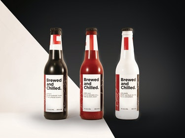 Designer Dreams Up Netflix-Themed Beers We Wish Were Real