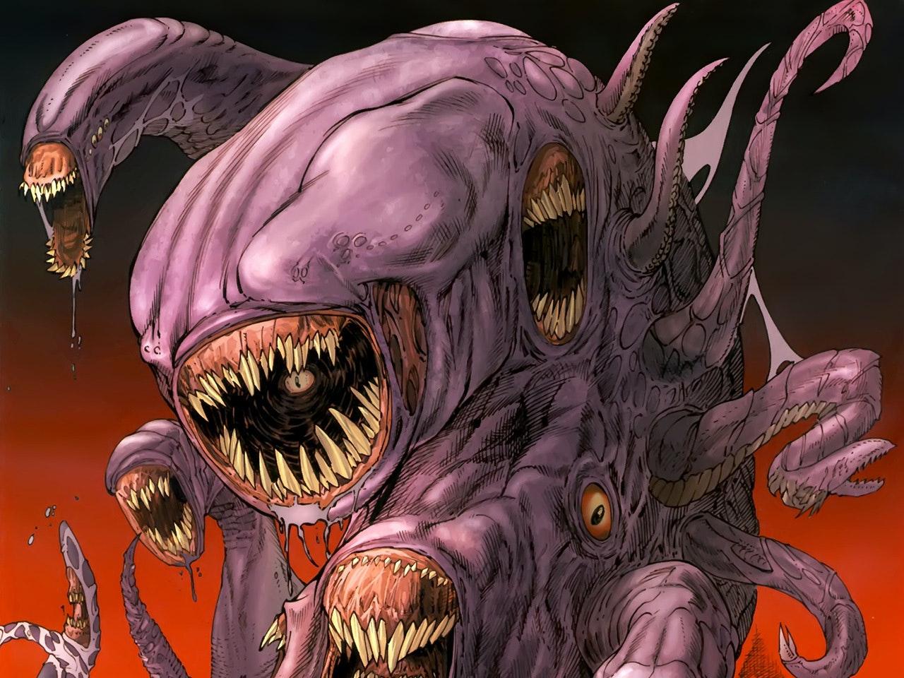 'Guardians Vol. 2' Reveals Possible Lovecraftian Villain