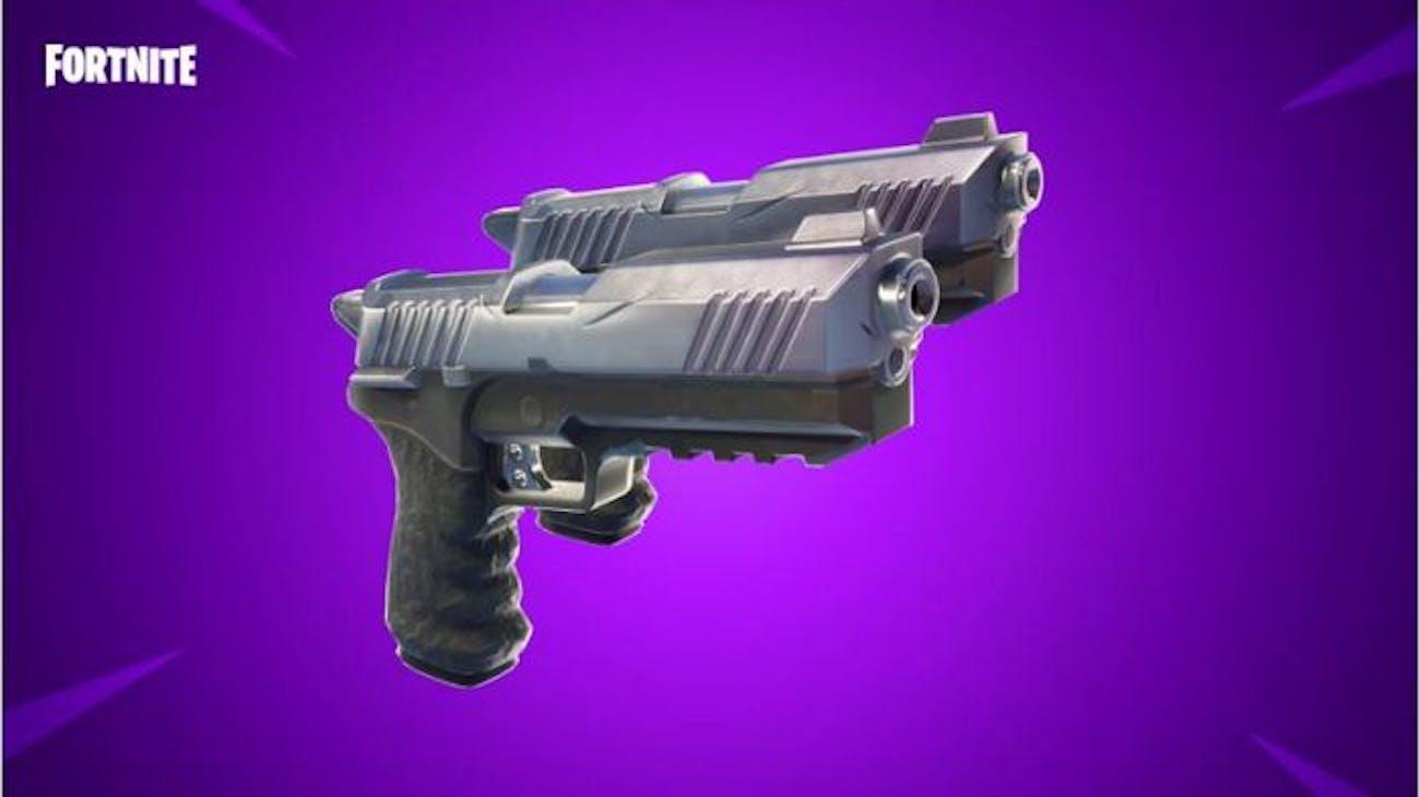 'Fortnite' dual pistols